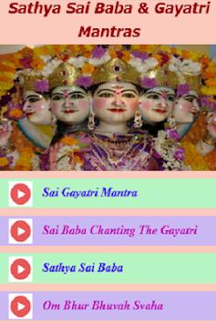 Sathya sai baba gayatri mantra mp3 free download