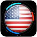 VPN USA - VPN Master For Unlimited Free Open VPN icon