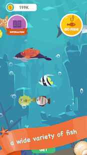 Go fishing! Screenshot