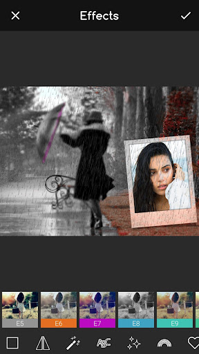 Download Rain Overlay: Frames for Pictures with Effects App