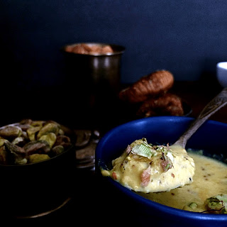 Badaam Anjeer ki Kheer / Almonds Figs Pudding