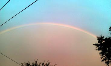 Photo: top of the rainbow!