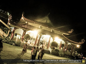 Photo: A Chinese Temple at Guadalupe