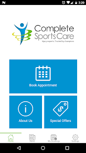Complete Sports Care- screenshot thumbnail