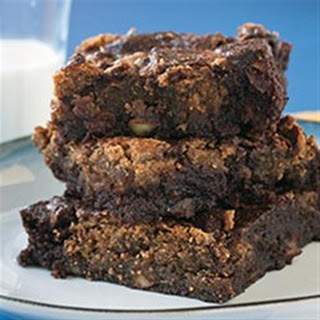 Gluten Free Almond Swirl Brownies