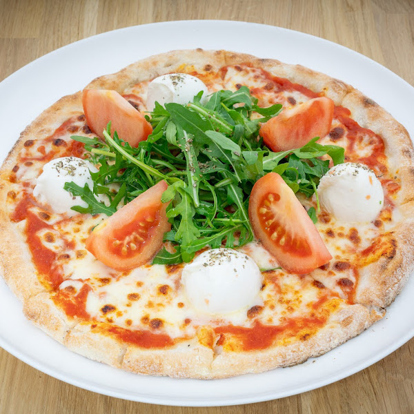 Pizza gluten Free tasca