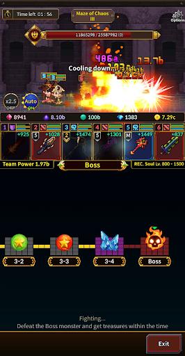 Weapon Heroes : Infinity Forge(Idle RPG) 0.9.041 screenshots 7