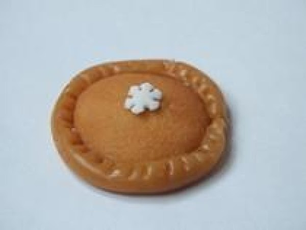 For the pumpkin pie:   1.  Soften caramel in the microwave (about 7 seconds)....