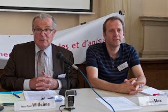 Photo: Conférence « La laïcité au miroir de l'Europe »