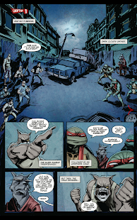 TMNT Comics- screenshot thumbnail