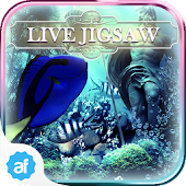 Live Jigsaws Underwater Garden