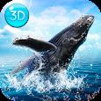 Humpback Whale Simulator - Fish Life Game