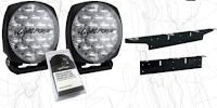 Lightforce Venom LED med hållare och kabelsats