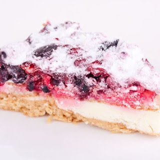 Frutti di Bosco Berry Cream Tart
