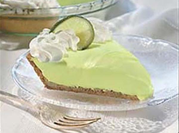 Cool Key Lime Pie Recipe