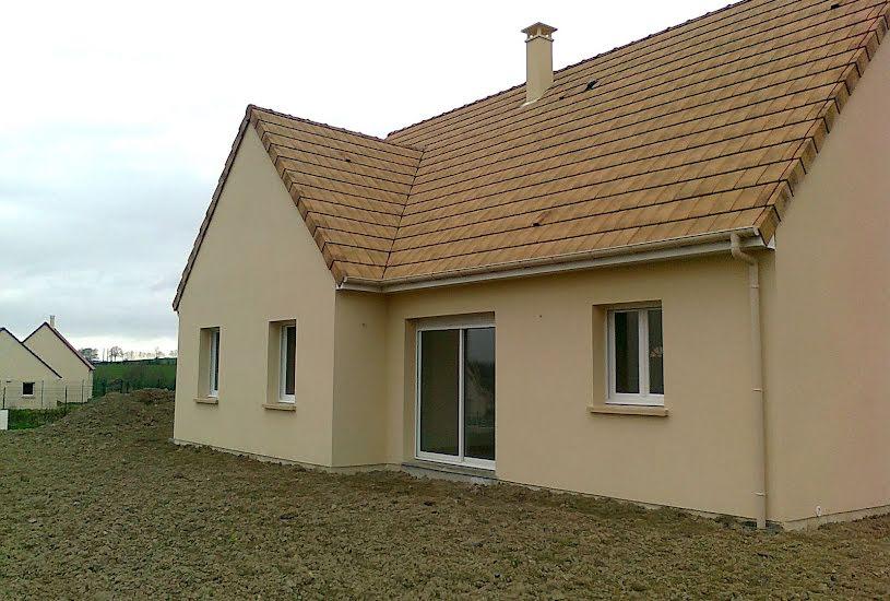 Vente Terrain + Maison - Terrain : 400m² - Maison : 112m² à Chédigny (37310)