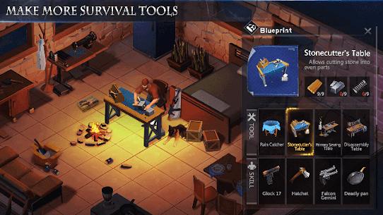 WarZ: Law of Survival MOD 1.8.7 (Unlimited Weapon/Armor) Apk + Data 2