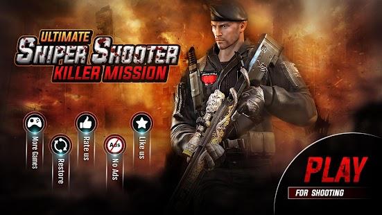 Ultimate Sniper Shooter Killer Cleanup Mission - náhled