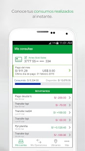 Interbank APP- screenshot thumbnail