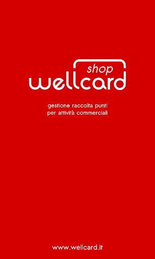 Wellcard Shop