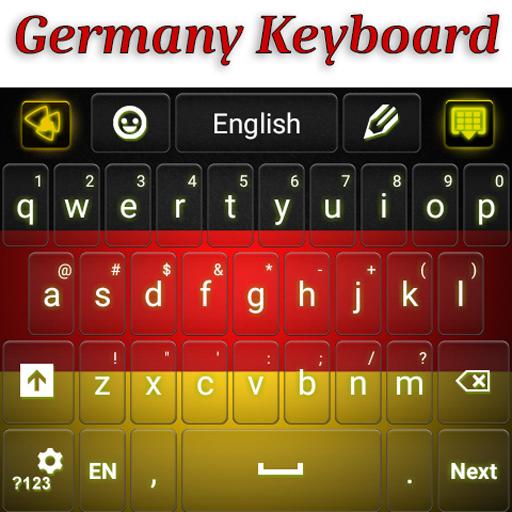 Germany Keyboard 個人化 App LOGO-硬是要APP