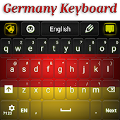 Germany Keyboard