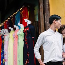 Wedding photographer Ho Dat (hophuocdat). Photo of 20.03.2018
