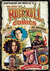 The Story Of Rock 'N' Roll Comics