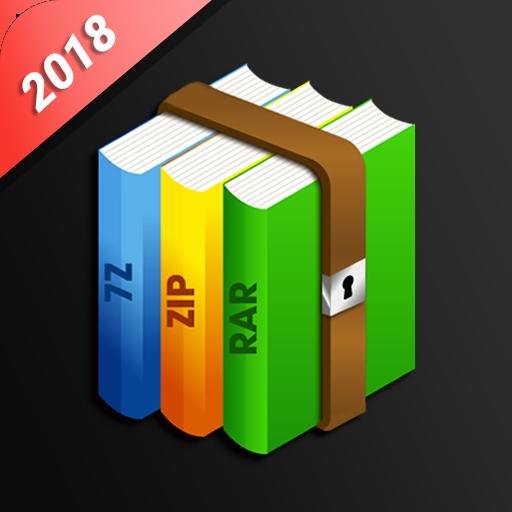 Zip File Extractor - File Compressor, Unzip, Unrar app (apk
