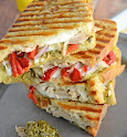 Tuscan Chicken Panini
