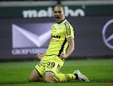 Djordje Jovanovic was in Brugge de sterkste man voor Sporting Lokeren