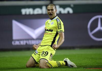 """Jovanovic après la défaite à Bruges: """"Soulagé de mon premier but, mais cela aurait pu être un triplé"""""""