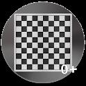 Шашки 10х10 icon
