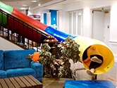 Google's North America Office in San Francisco, United States.
