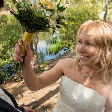 Wedding photographer Elena Kuzmenko (KLENA). Photo of 26.09.2018