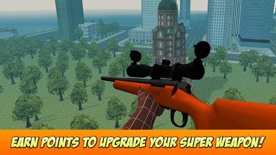 Spider City Elite Sniper Shoot - Gangsta War - náhled