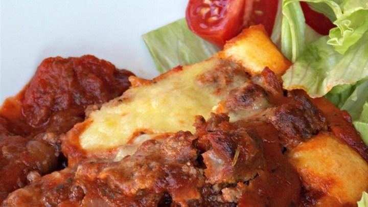 Baked Eggplant Alla Romana Recipe