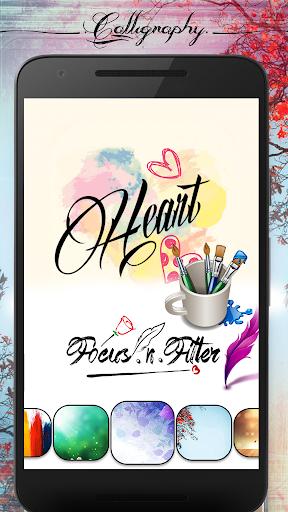 calligraphy pens : caligrafia & logo maker 3.0 screenshots 1