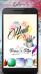 calligraphy pens : caligrafia & logo maker - náhled