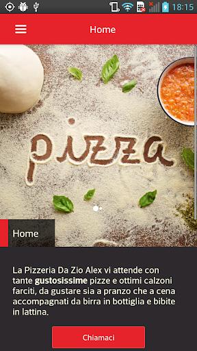 Pizzeria da zio Alex