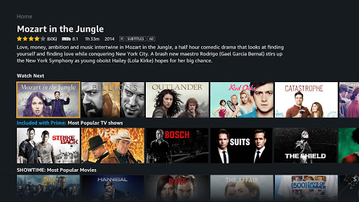 Prime Video - Android TV 5.2.43-googleplay-armv7a Screenshots 2