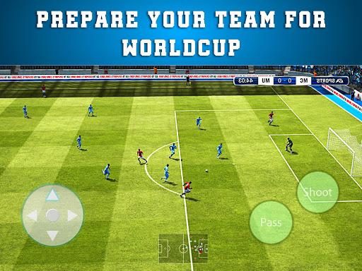 Soccer Star World Cup 2018: Soccer League Kings 1.0 screenshots 3