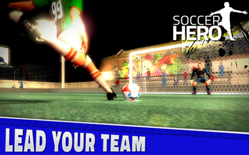 Soccer Hero 2.38 screenshots 2