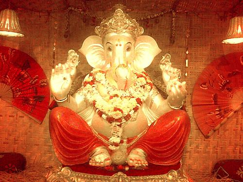 Celebrate Masik Vinayaka Shree Ganesh Chaturthi today.