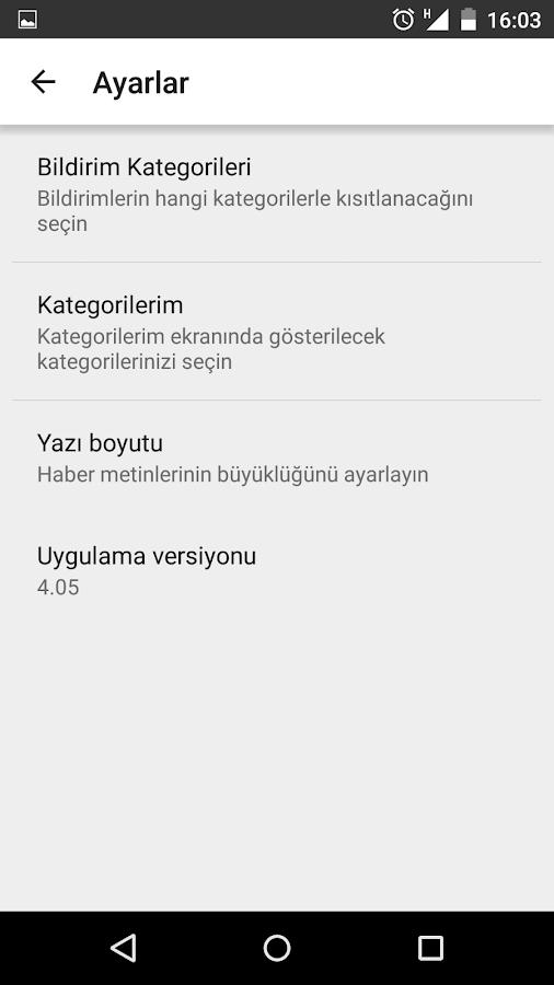 Zaman: Son Dakika Güncel Haber- screenshot