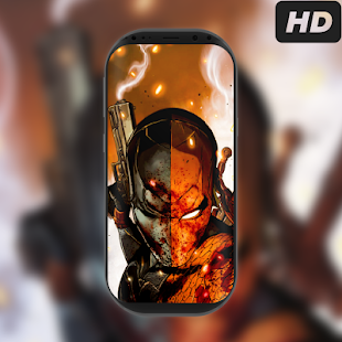 Deathstroke wallpapers HD - náhled