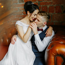 Photographe de mariage Olga Komkova (redfoxfoto). Photo du 17.10.2017