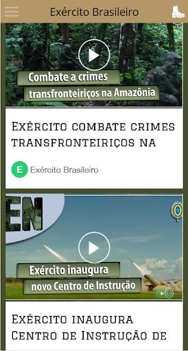 Exército Brasileiro screenshot 3