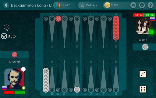 Backgammon LiveGames - live free online game  captures d'u00e9cran 14