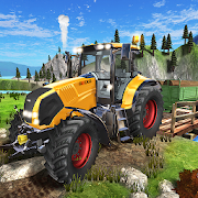 Tractor Driver Transporter 3D